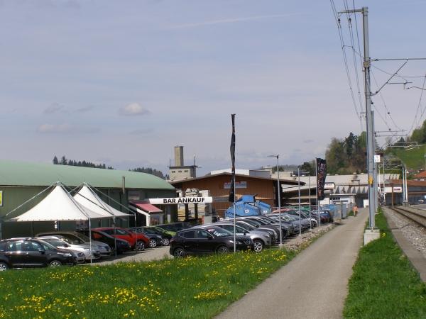 PHack Autotreff AG, Auf unserem Occasionsplatz in Teufenthal stehen interessante Occasionsfahrzeuge zur Probefahrt für Sie bereit